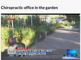 Kuty Chiropractic on the Local News